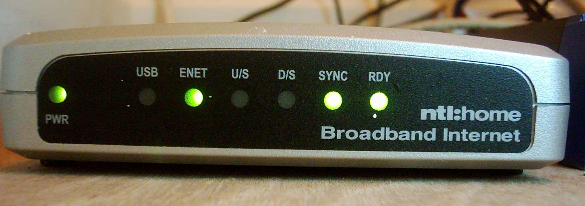 Dynamic DNS behind Virgin Cable