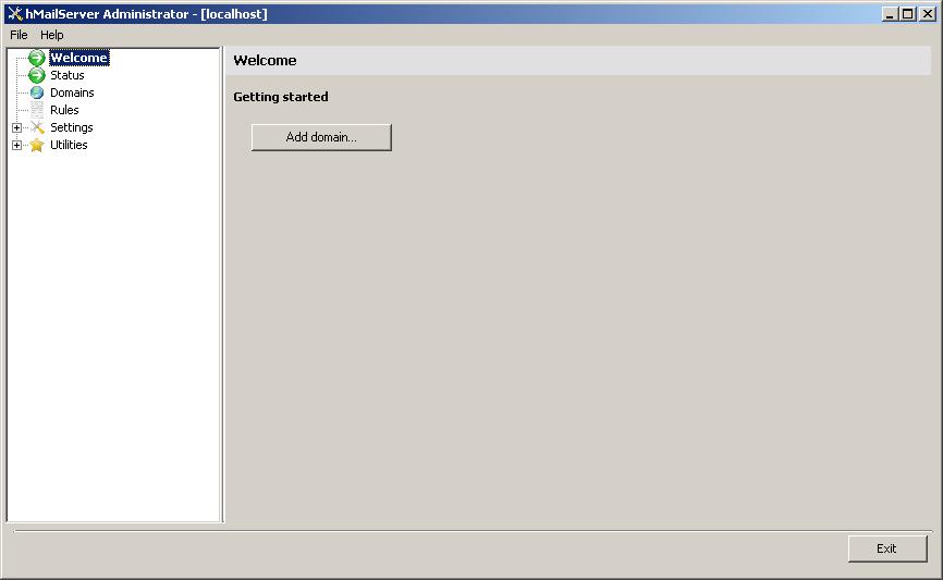 hMailServer Tutorial, hMailServer Installation Guide, How to
